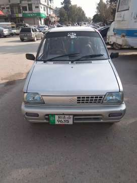 Mehran VX silver color