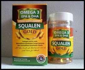 Omega kapsul herbal