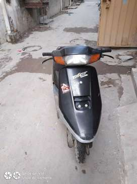 Honda 50cc two stroke engine self start imported used it hand
