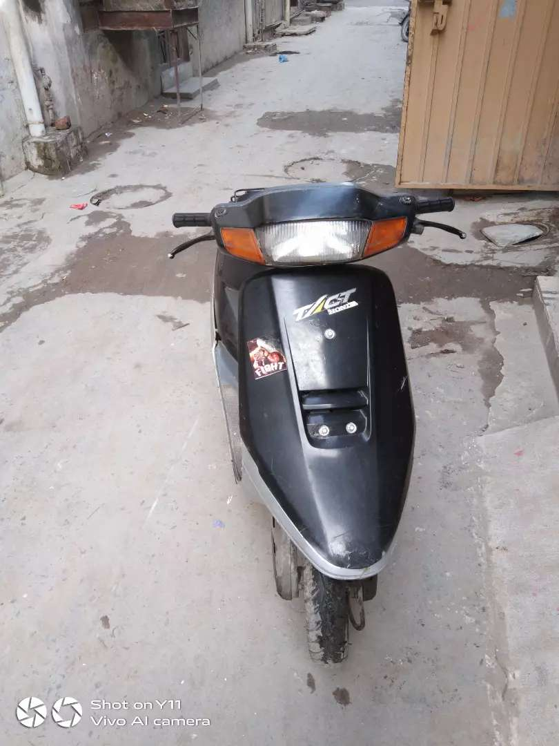Honda 50cc two stroke engine self start imported used it hand 0