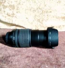 Lensa Sapu Jagat Nikkor 18-135 mm
