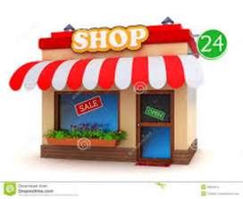 Urgently Shop for Sale in S V road, Andheri West