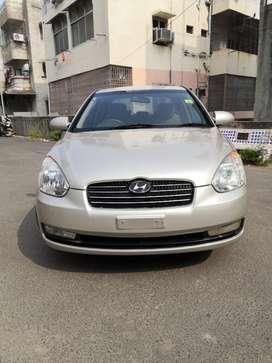 Hyundai Verna Fluidic 1.6 CRDi SX Opt, 2008, Diesel
