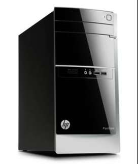 I5, Desktop, HP Pavilion 500-222ix Desktop, Less used