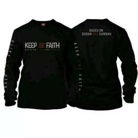 Baju keep the faith