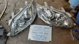Headlamp original 2.4 cc camry 2008