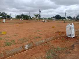 Plots for sale in Bangalore doddaballapur road near IVC Road