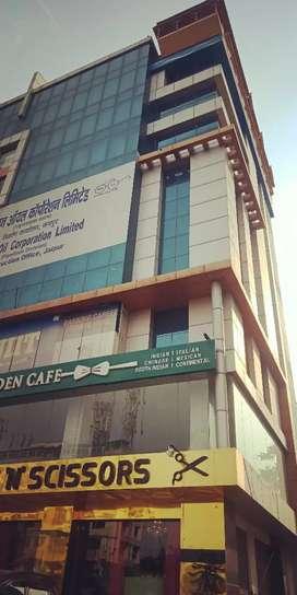 2478 sqft 5th floor office for sale / rent malviya nagar kelgiri rod