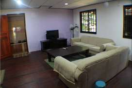 one room fully furnished with AC,LED TV, BED WITH attach bathroom /bal