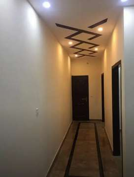 flat for rent with marble and ceiling