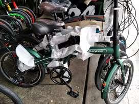 Sepedah lipat evergrend sizE 20