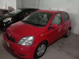 Vitz 2003 FL Special edition. Steering automatic gear with sofa seats.