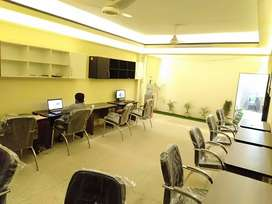 Office Avaliable for Evening/ Call Center/ Software House