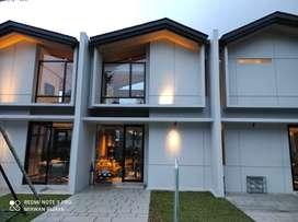 Promo Besar Rumah 2 lantai Cendana Parc akses gerbang tol Karawaci