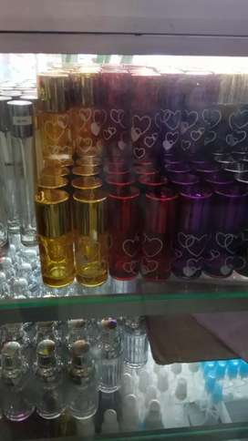 Minyak wangi semprot non alkohol 90% bibit murni