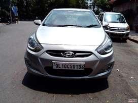 Hyundai Verna Fluidic 1.6 VTVT SX Opt AT, 2013, Petrol