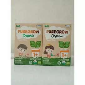 Susu Pureglow organic usia 1-3 thn isi 720gr