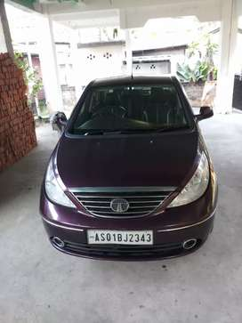 TATA Manza ABS, AIR BAG, ALLOY well maintained for sale
