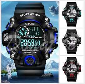 Jam tangan pria sport digital