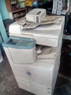 Canon Xerox machine