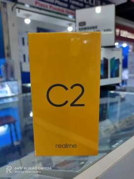 REALME C2  RAM 3/32 (GARANSI RESMI)