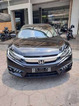 hondqa CIVIC 1.5 Turbo ES 1500 at hitam 2016