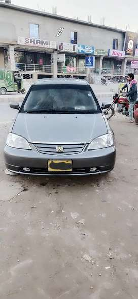 Urgent sale Honda civic orial prosmatic