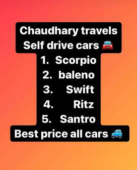 Self drive cars with cheapest price per day