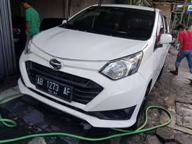 Daihatsu Sigra 1.2 X AT Matic 2016 / 2017