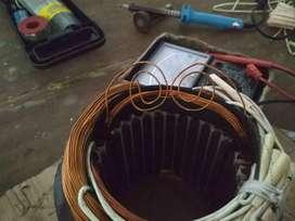 Service dan Rewinding dinamo