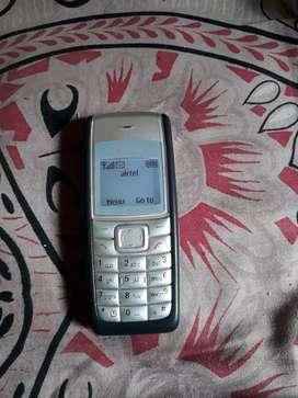 Brandnew WHITED displays Nokia 1112 & Nokia 1108 Each 1000rs
