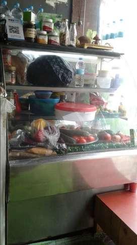 Display fridge, glass fridge, cooler