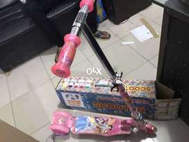 Scooty For Kids Contact us for variety Scooty Cash on delivery all Pak