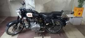 Royal Enfield with very good condition