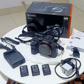 Kamera Mirrorless Sony A7S mark II + BONUS