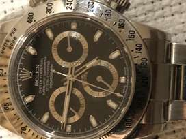 Rolex Daytona Steel With Out Box