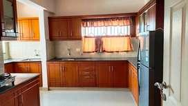 Posh luxuriously fully furnished flat for rent at Sasthamangalam