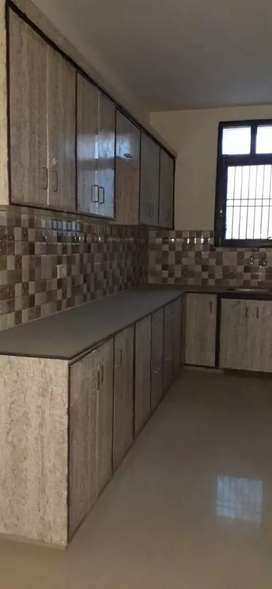 1BHK Semifinished flat for rent