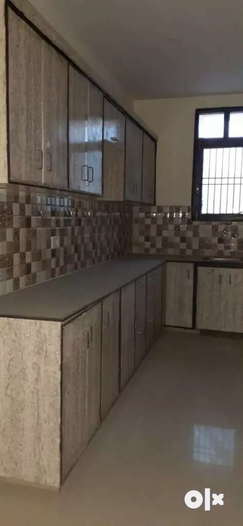1BHK Semifinished flat for rent 0