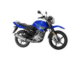 Yamaha YBR 125G on easy Installments without advance
