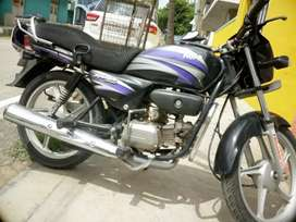 My bike is in very good condition rarely used serviced only in hero