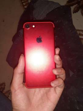 iphone 7 red 128