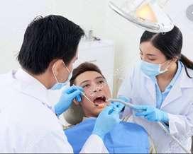 PERAWAT GIGI  untuk klinik gigi di PIK