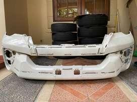 Bemper fortuner vrz trd / bumper original
