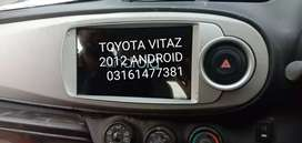 Japanese all car Android panel free installation k sat
