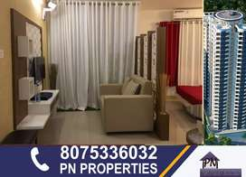 1bhk luxury furnished flat for rent near cyber park