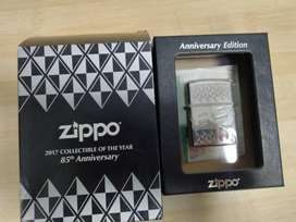 Zippo 85th Anniversary limited edition armor