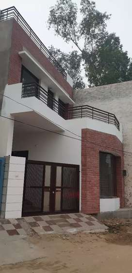 New built kothi,ready to move