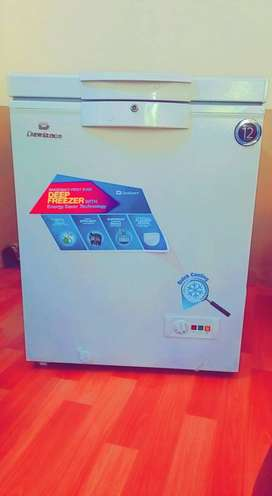 Dawlance Deep Freezer with energy saver technology, Model:DF-200ES.