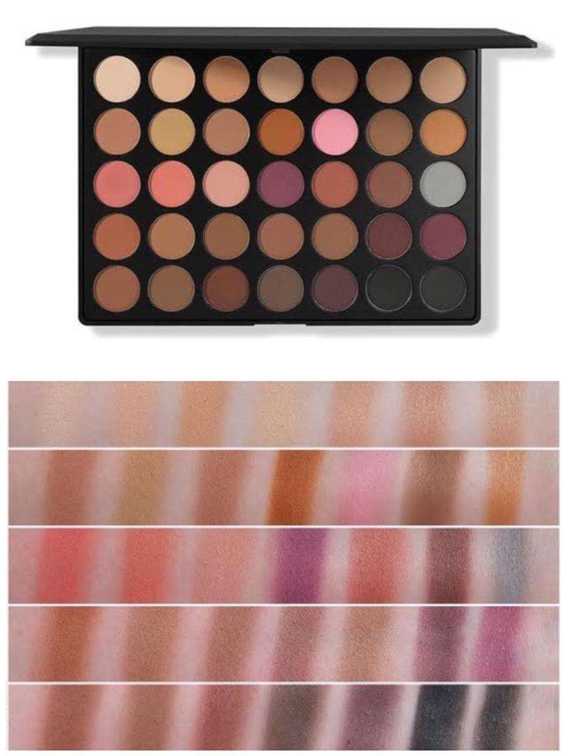 Morphe eyeshadow 0